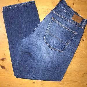 Lucky Brand Jeans 36x30 Original Straight